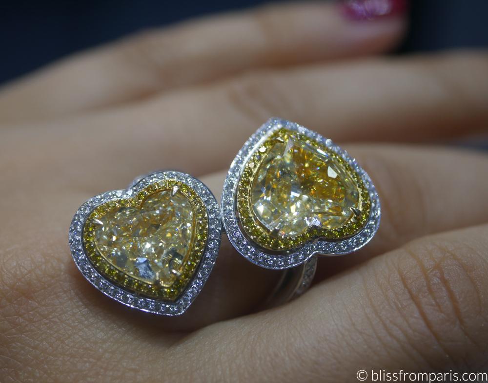 Tamas Jewelry Diamond ring © ww.blissfromparis.com