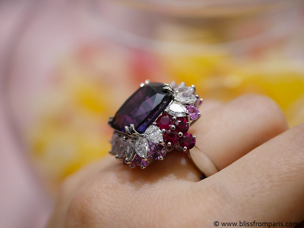 Harry Winston- Collection Candy