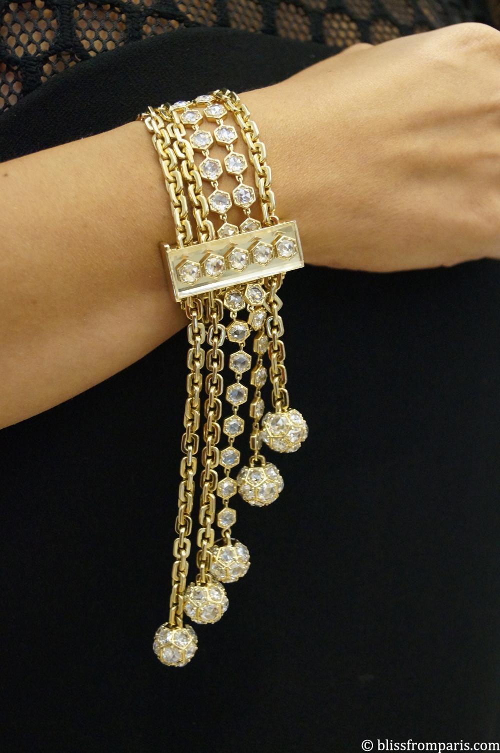Bracelet de Tiffany&Co © Bliss from Paris