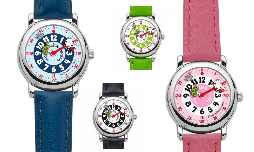 Ma 1ère montre © Mademoiselle Anne